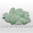 UnikromGlow foszforeszkáló üvegtörmelék - vízkék, nagy