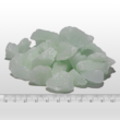 UnikromGlow foszforeszkáló üvegtörmelék - égkék, nagy, 180g