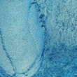 Innodekor gyöngyház hatású mica pigment por - vízkék