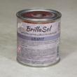 BrillaSol gyöngyházfényű oldószeres szitafesték - grafit, 250g