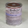 BrillaSol gyöngyházfényű oldószeres szitafesték - gyöngy kék, 1 kg