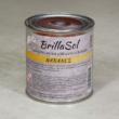 BrillaSol gyöngyházfényű oldószeres szitafesték - narancs, 250g
