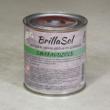 BrillaSol gyöngyházfényű oldószeres szitafesték - smaragdzöld, 250g