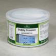 Borma Shabby Provence krétafesték - szürkésfehér, 375 ml