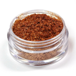 Innodekor metáleffekt pigment - vörösréz csillám, 3g