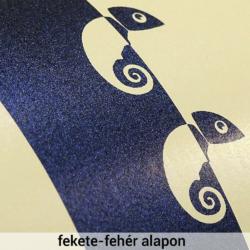 Gyöngyház effektpigment - klasszikus sorozat - gyöngy kék