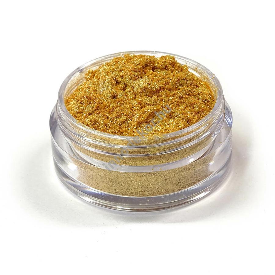 Innodekor metáleffekt pigment - arany csillám, 10g