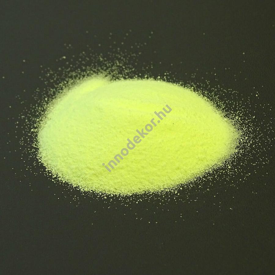 58a721558b EffektBázis - foszforeszkáló effektpigment - színezetlen neonzöld homok