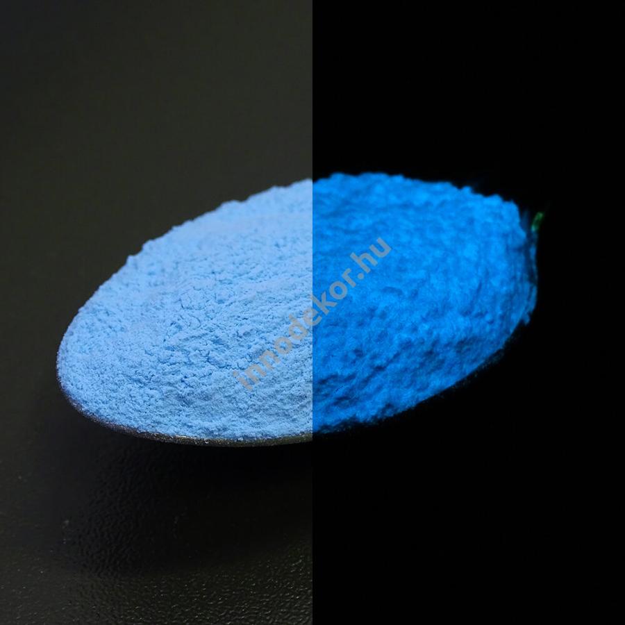 Innodekor foszforeszkáló pigment - azúrkék