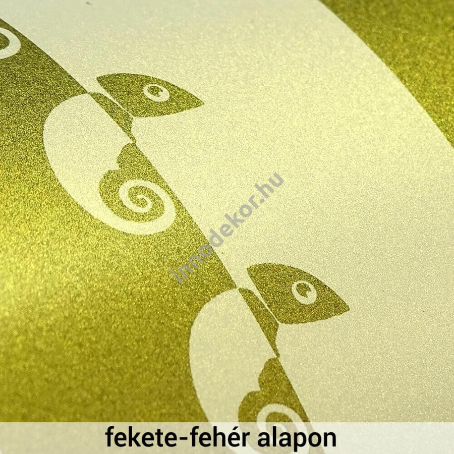 BrillaSol gyöngyházfényű oldószeres szitafesték - gyöngy arany, 250g