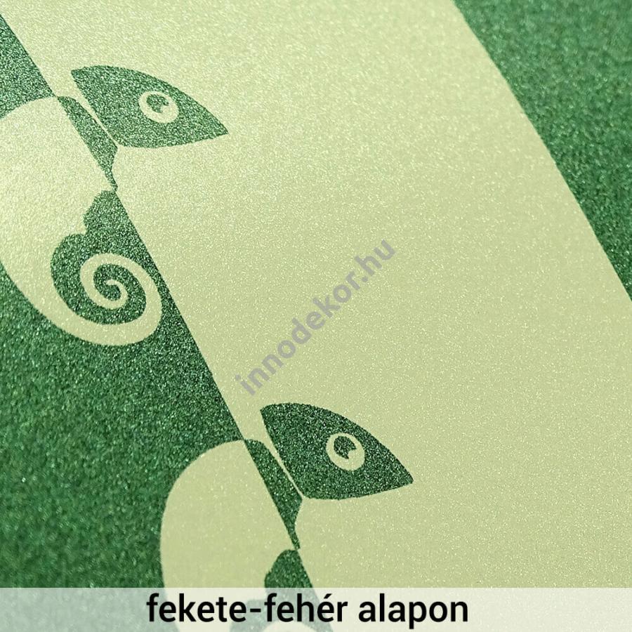 Gyöngyház effektpigment - klasszikus sorozat - gyöngy zöld