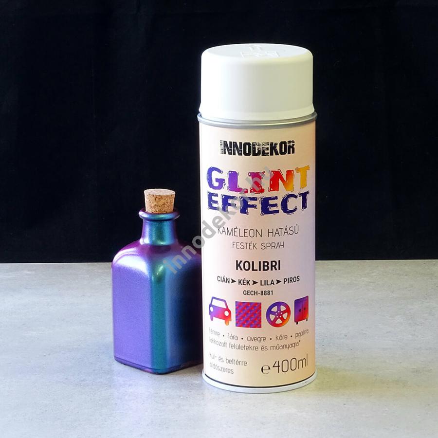 GLINT EFFECT kaméleon hatású festék spray - kolibri, 400 ml