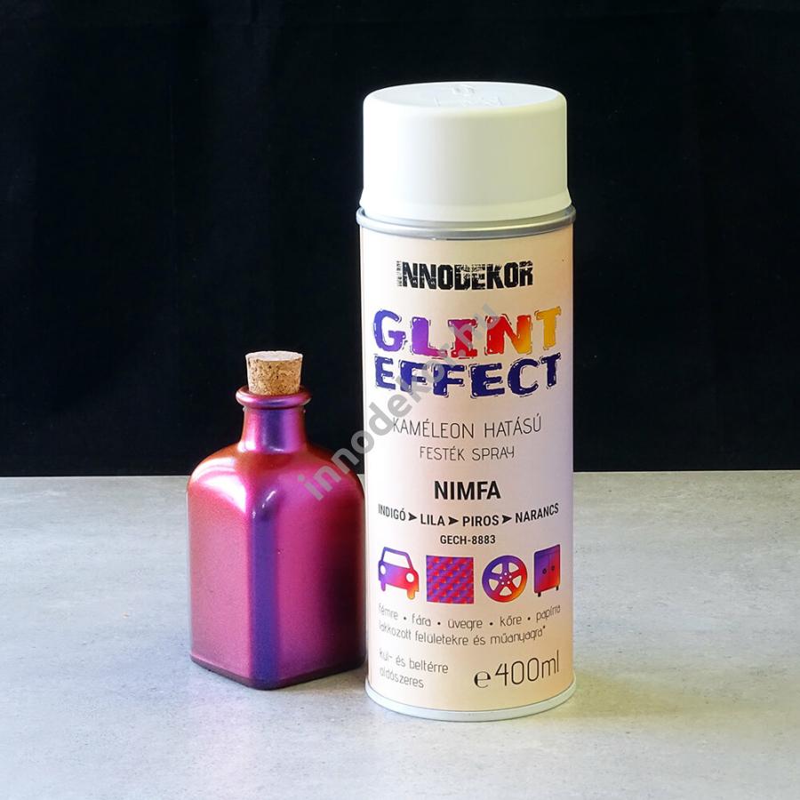 GLINT EFFECT kaméleon hatású festék spray - nimfa, 400 ml
