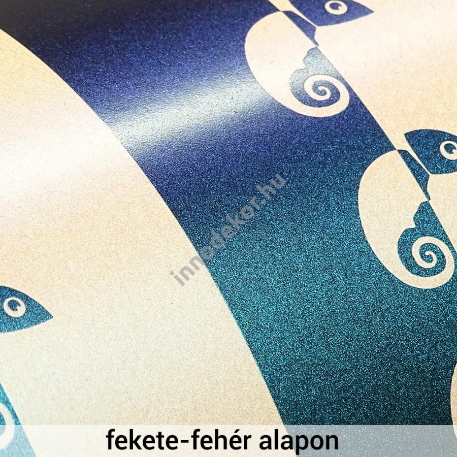 Kaméleon színátmenetes effektpigment - fedő - 8881