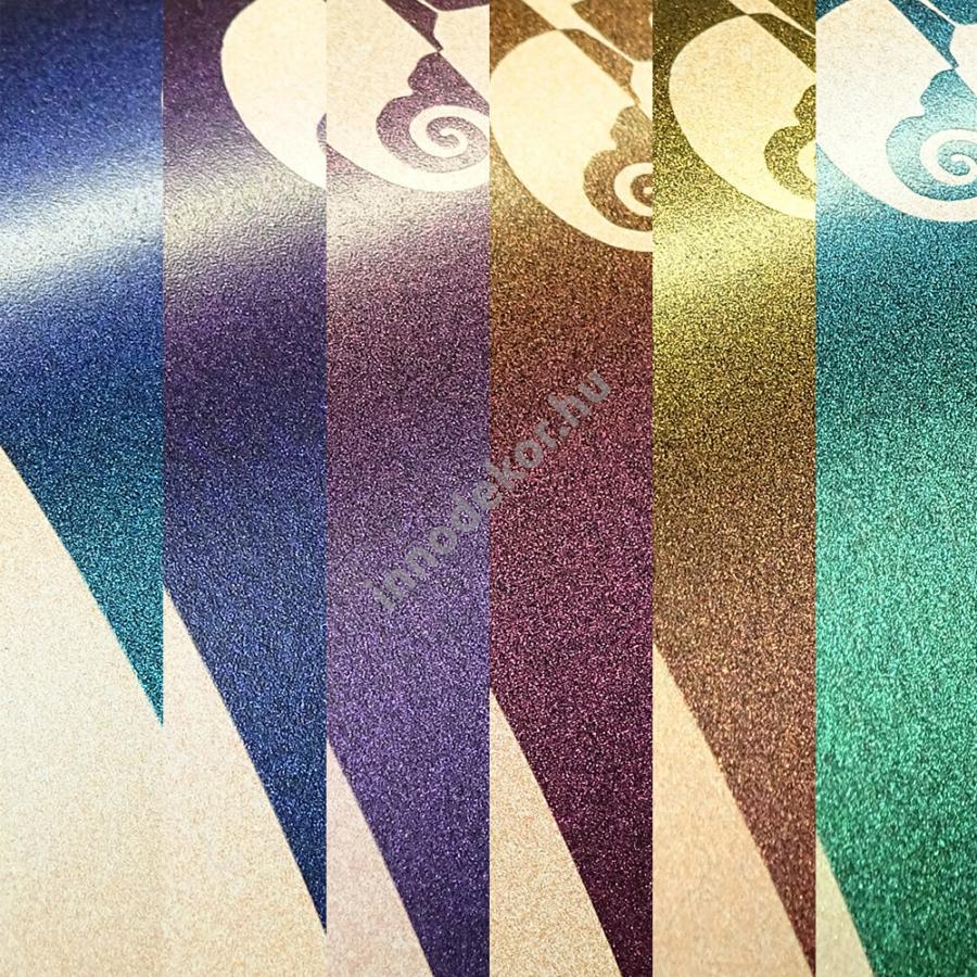 Kaméleon effektpigment - fedő, teljes paletta, 20% kedvezménnyel!