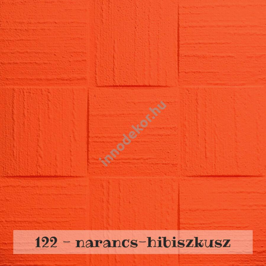 Borma Shabby Provence krétafesték - narancs hibiszkusz, 375 ml