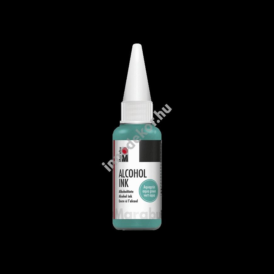 Marabu alcohol ink - vízzöld