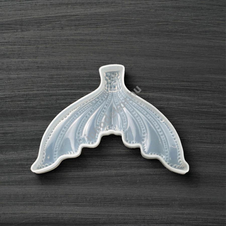 Öntőforma szilikonból - sellő uszony