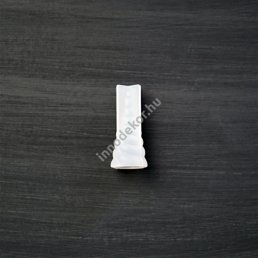 Öntőforma szilikonból - unikornis szarv, kicsi