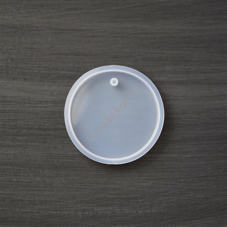 Öntőforma szilikonból - kör
