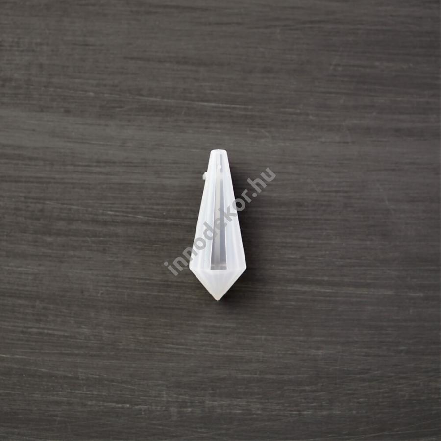 Öntőforma szilikonból - kristály 10.