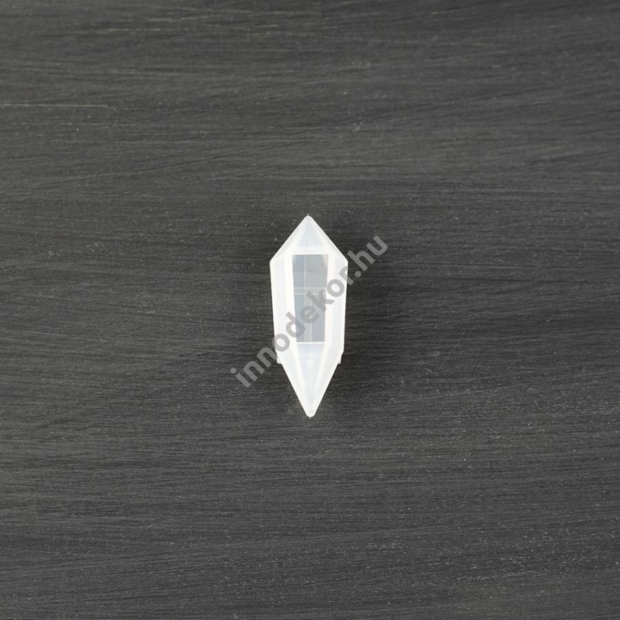 Öntőforma szilikonból - kristály 12.