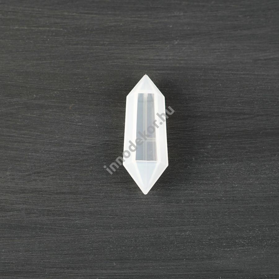 Öntőforma szilikonból - kristály 15.