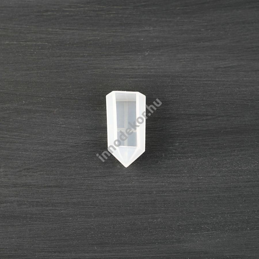 Öntőforma szilikonból - kristály 18.