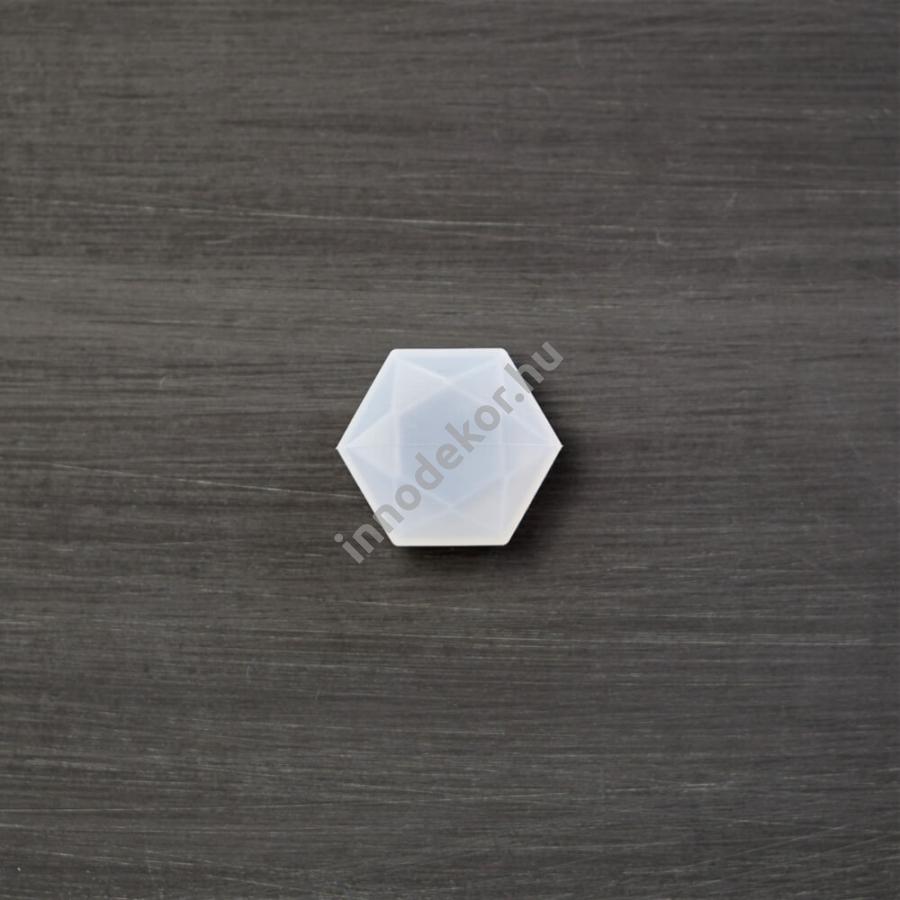 Öntőforma szilikonból - kristály 1.