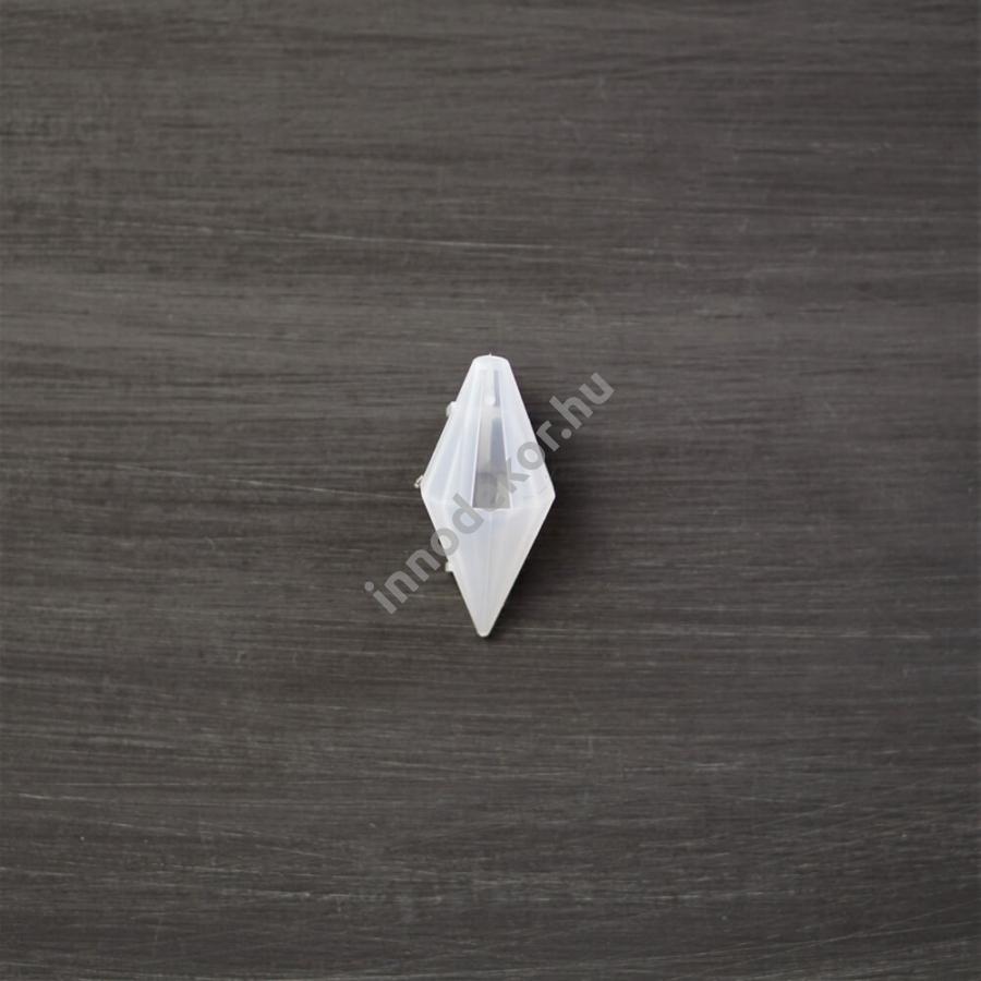 Öntőforma szilikonból - kristály 3.