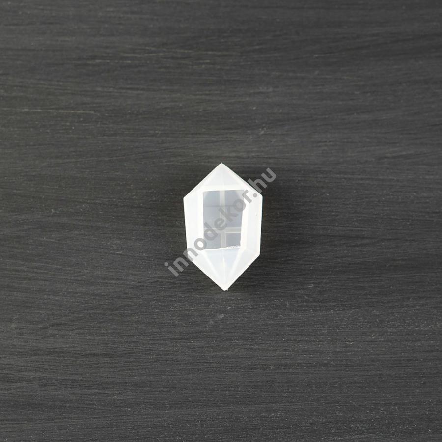 Öntőforma szilikonból - kristály 6.