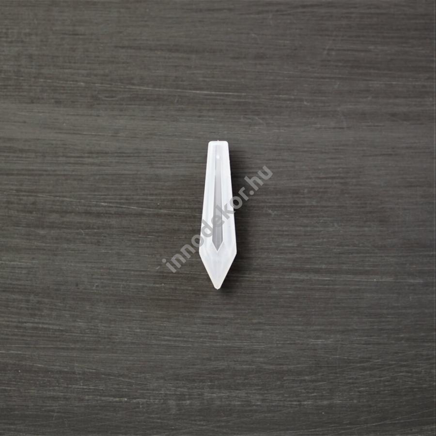 Öntőforma szilikonból - kristály 7.