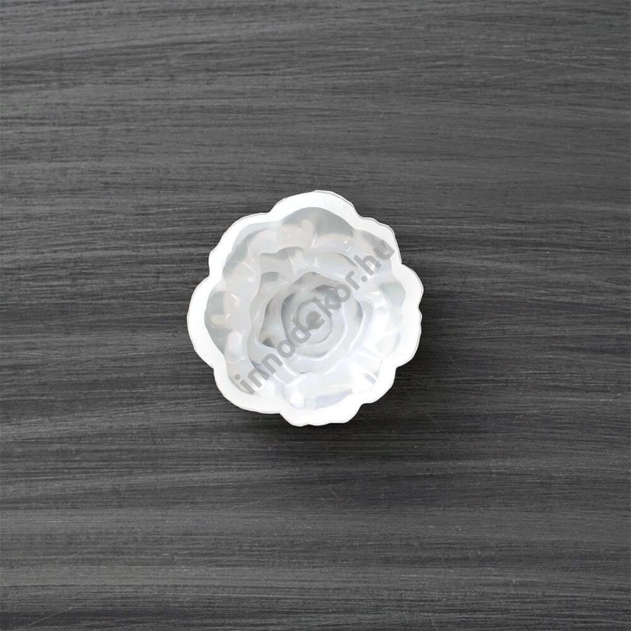 Öntőforma szilikonból - virág 1.