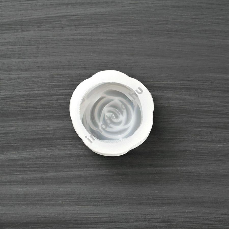 Öntőforma szilikonból - virág 2.