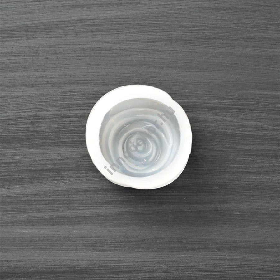 Öntőforma szilikonból - virág 4.