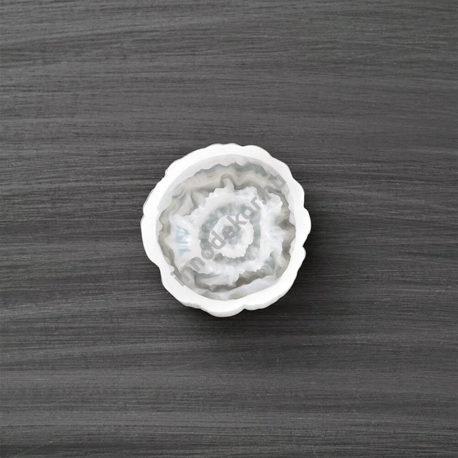 Öntőforma szilikonból - virág 5.
