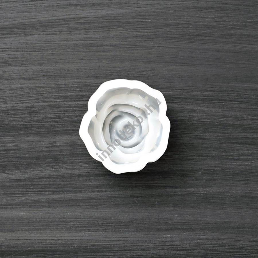 Öntőforma szilikonból - virág 6.