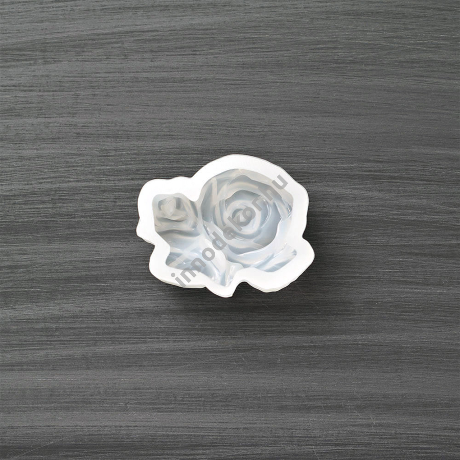 Öntőforma szilikonból - virág 8.