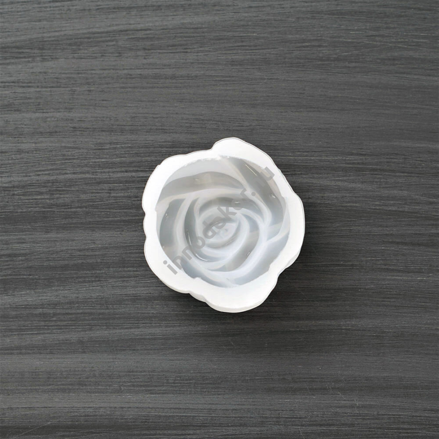 Öntőforma szilikonból - virág 9.