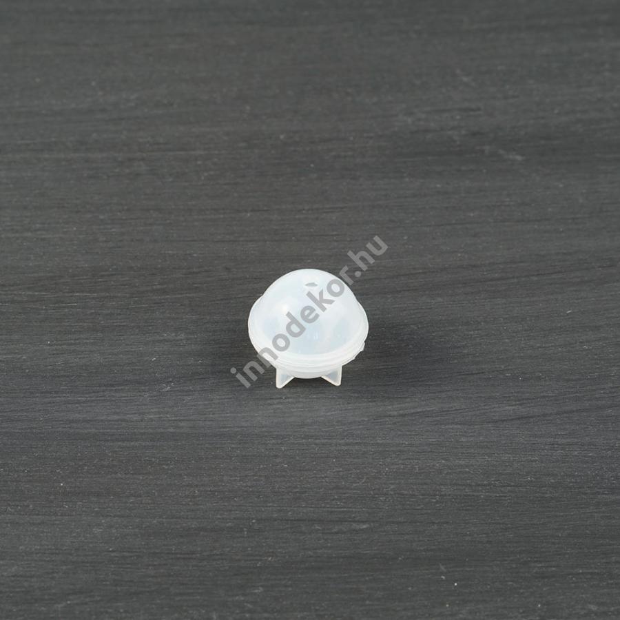 Öntőforma szilikonból - gömb, 2 cm