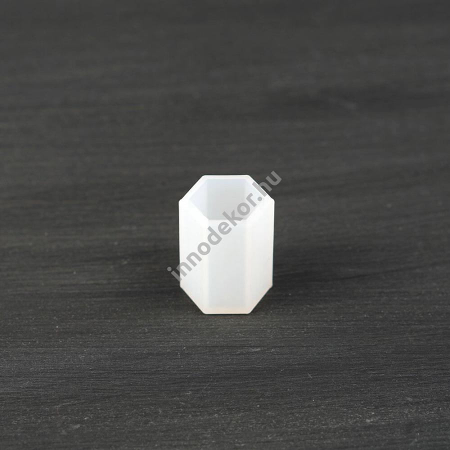 Öntőforma szilikonból - téglatest, 2 x 3,5 cm