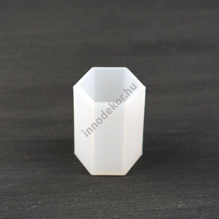 Öntőforma szilikonból - téglatest, 4 cm