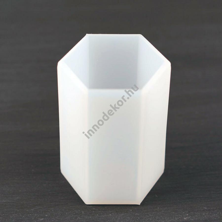 Öntőforma szilikonból - téglatest, 5 cm