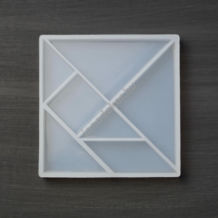 Öntőforma szilikonból - mozaik