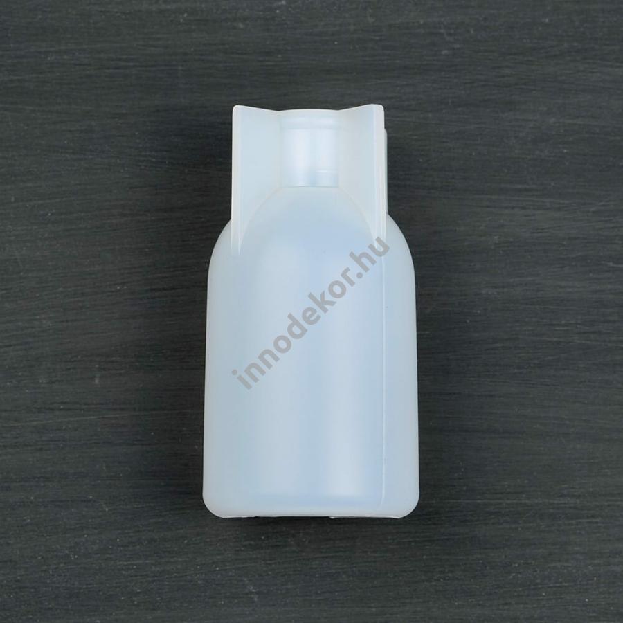 Öntőforma szilikonból - palack