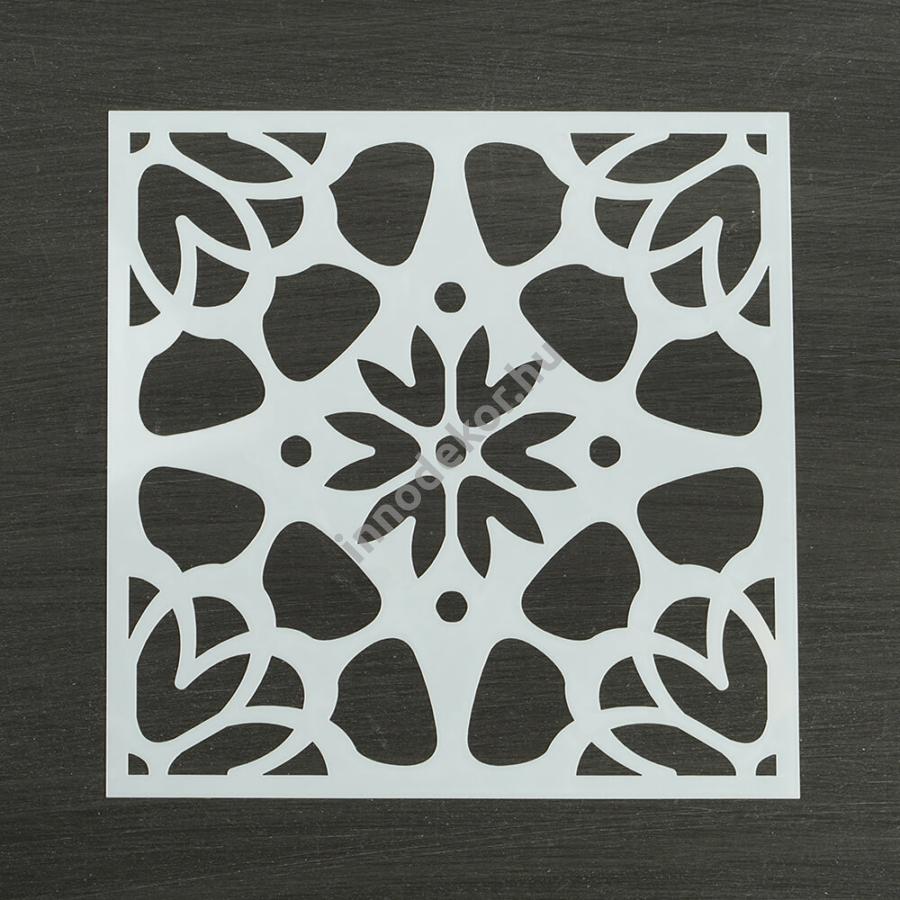 Festősablon (stencil) - Cintia, klasszikus minta